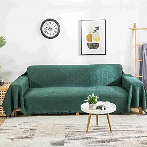 Disponibile su entrambi i lati Copridivano, telo da divano grande, multiuso. Copertura protettiva per mobili decorativa