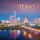 Texas Calendar 2022: 16 Month Calendar