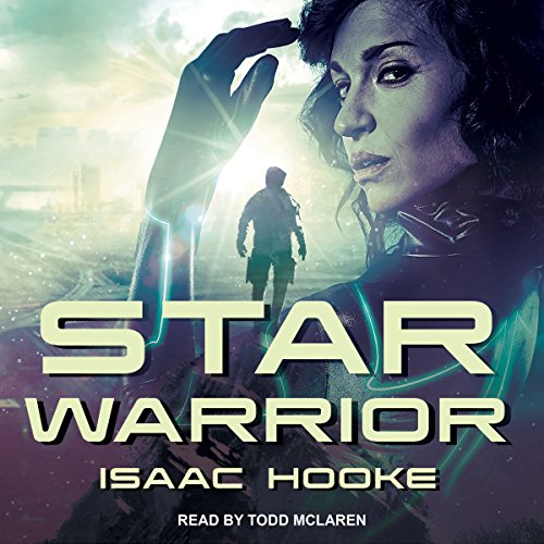 Star Warrior audiobook cover art
