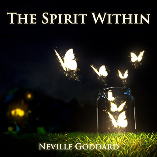 The Spirit Within audiobook cover art