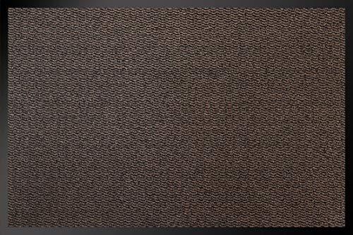 ID Mat 8012010 Cahors/Florac Tapis Paillasson Fibre Polypropylène/PVC Brun 120 x 80 x 0,67 cm
