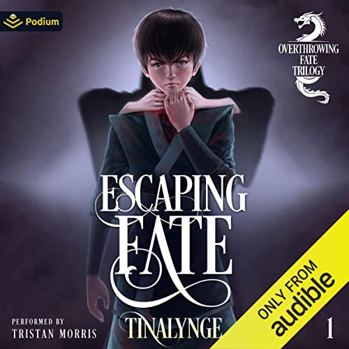 Escaping Fate Audiobook By Tinalynge cover art
