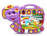 VTech Touch and Teach Elephant, Purple (Amazon Exclusive)