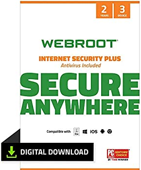 Webroot Internet Security Plus with Antivirus Software (PC Download)