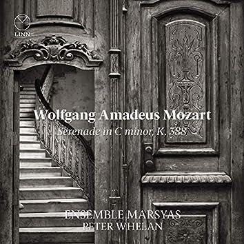 Wolfgang Amadeus Mozart: Serenade in C Minor, K.388