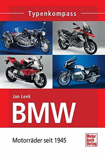 BMW Motorräder: seit 1945 (Typenkompass)