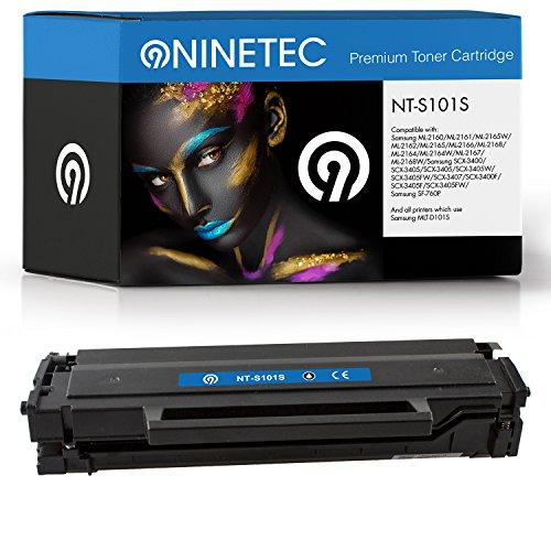 Original NINETEC NT S101S Toner Kartusche Black kompatibel mit Samsung MLT D101S