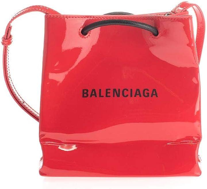 Pelle borsa a spalla balenciaga luxury fashion donna B081MXZ28N
