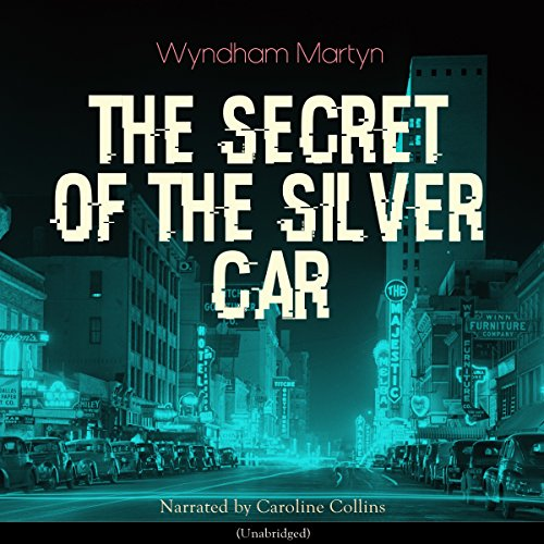 The Secret of the Silver Car audiobook cover art