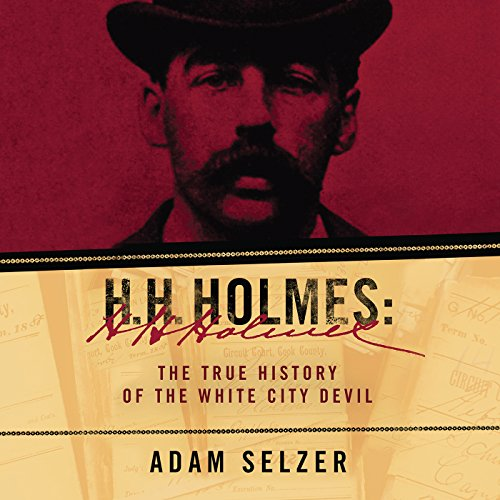 H. H. Holmes cover art