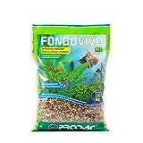 Prodac FONDOVIVO SOTTOFONDO Naturale SUBSTRATO Naturale con Ferro E OLIGOELEMENTI per Piante D'ACQUARIO 1,5 kg
