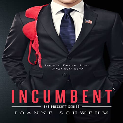 Incumbent audiobook cover art