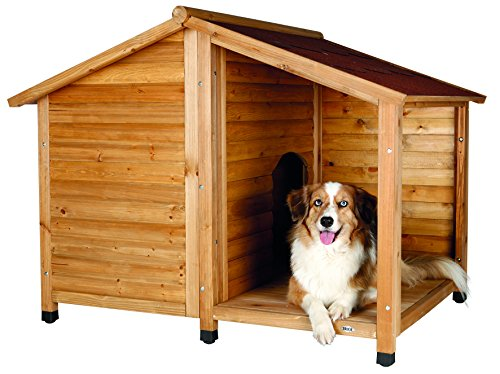 TRIXIE Pet Products Rustic Dog House, Large