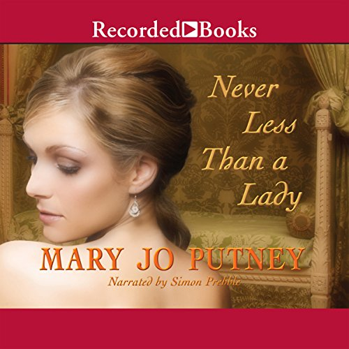 Never Less Than a Lady cover art