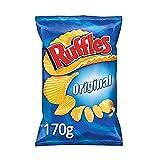 Matutano Ruffles Patatas Fritas Original - 160 gr.