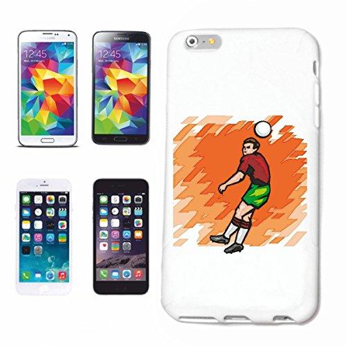 Reifen-Markt Funda para teléfono móvil compatible con Samsung Galaxy S7, balonmano, fútbol, voleibol, baloncesto, etc.