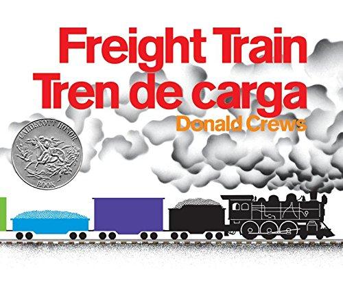Freight Train/Tren de carga: Bilingual Spanish-English Children's Bookの詳細を見る