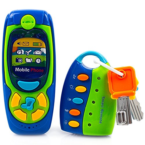 Product Image of the Toysery Cell Phone