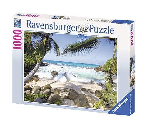 Ravensburger - 19238 - Puzzle Classique - Vacances de Rêve aux Seychelles - 1000 Pièces