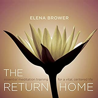 The Return Home audiobook cover art
