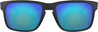 Men's Oo9244 Holbrook Asian Fit Rectangular Sunglasses