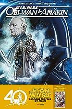 Star Wars - Obi-Wan et Anakin + Ex-libris de Marco Checchetto