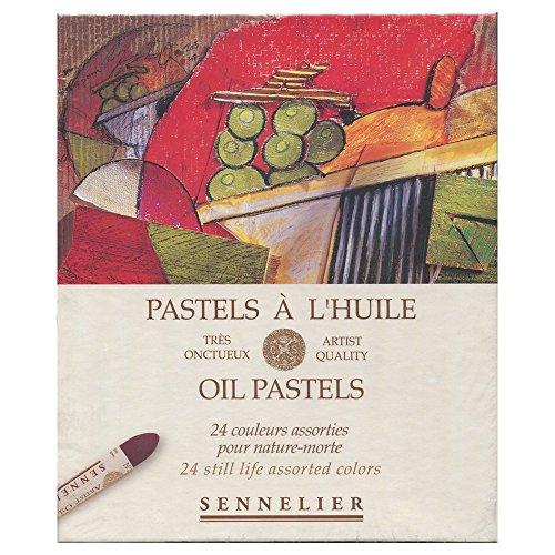 Sennelier Oil Pastel Still Life Set of 24