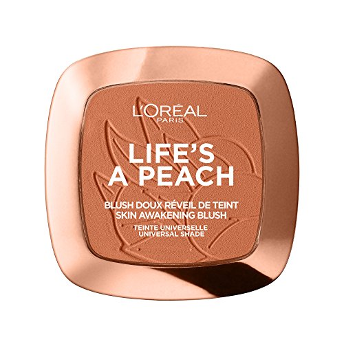 L'Oréal Paris Make-up designer Blush Life' s a Peach Addict