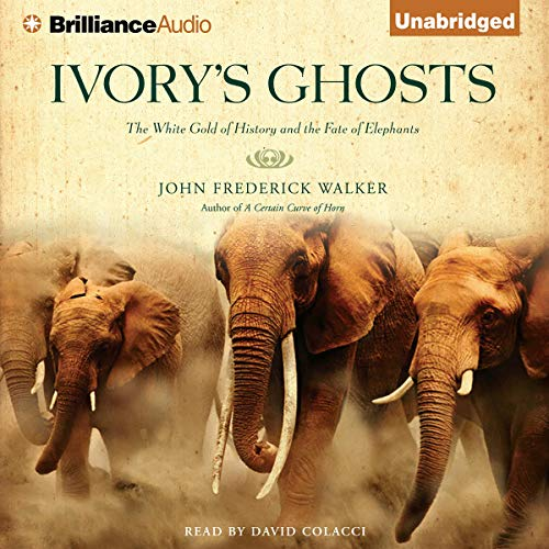 Ivory's Ghosts cover art
