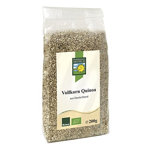 Bohlsener Quinoa - Macinino biologico, 200 g