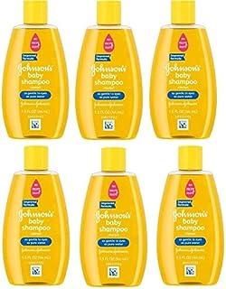 Johnson's Baby Shampoo, 1.5 Ounce (Pack of 6)
