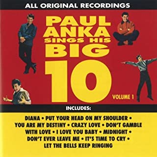 Best paul anka put your head on my shoulder Reviews