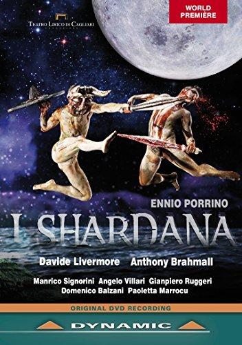 Porrino:I Shardana [Various] [DYNAMIC: DVD] [2015]