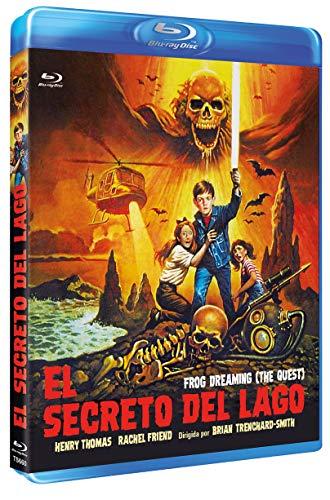Frog Dreaming ( The Quest ) 1986 El Secreto del Lago BD [Blu-ray] EU Import Englisch Ton (Kein Deutsche Sprache)