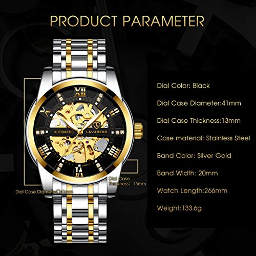 Best Automatic Watches On a Budget - Men's Automatic Watch By A ALPS