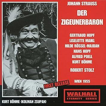 J. Strauss II: Der Zigeunerbaron [Recorded 1955]