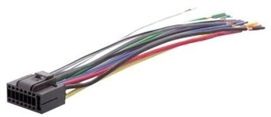 馬鹿げた事業内容象newpowergearステレオラジオ受信機ワイヤハーネスケーブル交換用for Kenwood kdc-mp635u、kdc-x798、kdc-217、、kdc-mp638u、kdc-x799、kdc-222