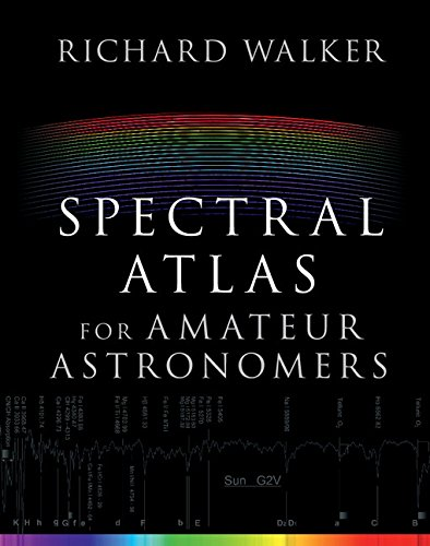 Spectral Atlas for Amateur Astronomers: A Guide to the Spectra of Astronomical Objects and Terrestrial Light Sources (English Edition)