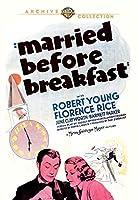 Married Before Breakfast [DVD]