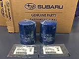 2011-2021 Genuine OEM Subaru Engine Oil Filter & Crush Gasket 15208AA15A 803916010 Geniuine Impreza Legacy Forester 2 PACK