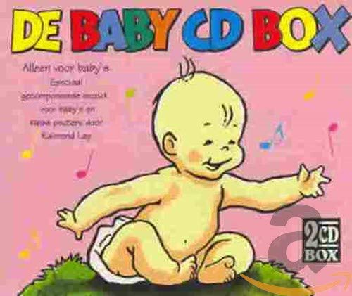 Raimond Lap - De Baby CD Box