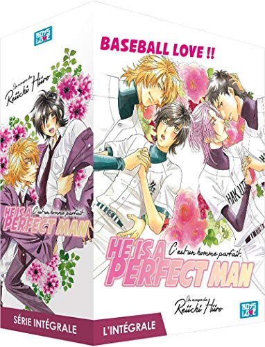 He is a Perfect Man - Pack Intégrale - Manga Yaoi (4 tomes)