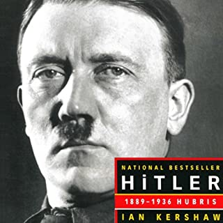 Hitler 1889-1936: Hubris cover art