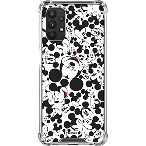 Skinit Clear Phone Case Compatible with Samsung Galaxy A32 5G - Officially Licensed Disney Mickey Mouse Design