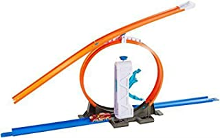 Car Wheels Workshop Track Builder Loop Launcher Track Extension