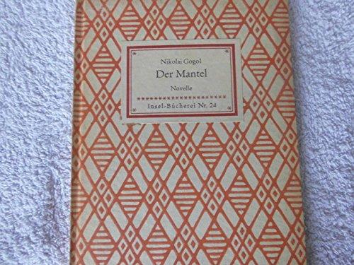 Der Mantel Insel Bücherei Nr. 24,