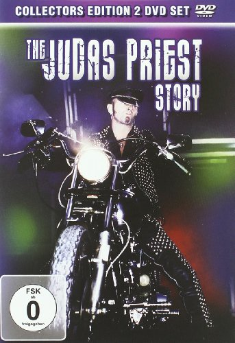 the judas priest story [Collector's Edition] [2 DVDs]