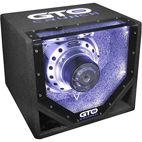 Crunch GTO 10 BP - 25cm Bandpass Subwoofer