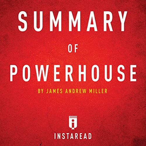 Couverture de Summary of Powerhouse by James Andrew Miller