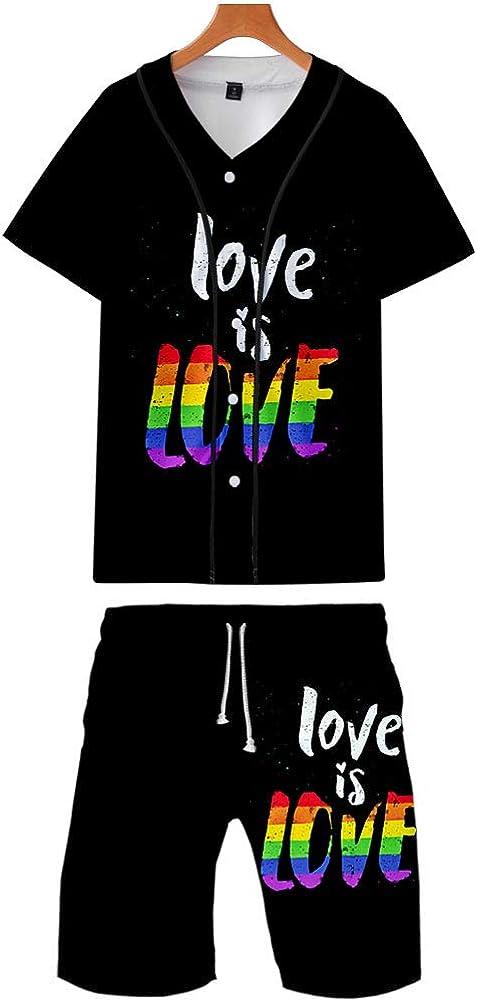 LGBTQ 70%OFFアウトレット Cotton T-Shirt and Shorts 年中無休 Gay Transgender Lesbian Bisexual